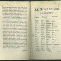 Alphabetum Graecum