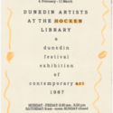 S16-588b   Ephemera - Hocken Exhibition Posters - WEB JPEGs.jpg