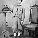 Truby King as a boy (photograph) from Truby King The Man