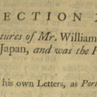 A succinct account of the adventures of Mr William Adams.