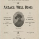 Anzacs, well done!: