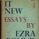 Make It New: Essays by Ezra Pound