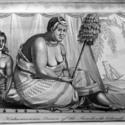 Kahumanna Queen of Sandwich Is from Kotzebue 1821 cab 12.jpg