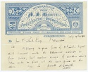 A.J. White letterhead
