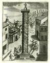 Giardin del Mondo dove si vede scolpite le cita principale d'Italia..