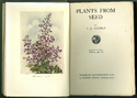 Plants from Seed