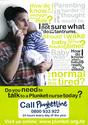 Call Plunketline poster