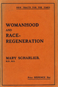 Womanhood and Race-regeneration
