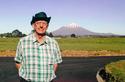 Hal Salive, Mount Taranaki