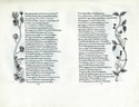 'The Miller's Tale', vellum sheet from  The Canterbury Tales