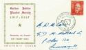 Souvenir Cover - Golden Jubilee Plunket Society 1907-1957