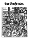 || <em>Bookbinders at Work: Their Roles and Methods</em>, Mirjam M. Foot | London: British Library; New Castle, DE: Oak Knoll Press, 2006 | Central Z266 FN94