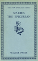Marius the Epicurean: His Sensations and Ideas
