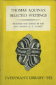 Thomas Aquinas: Selected Writings