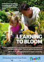 Learning to Bloom Plunket poster