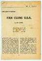 Fan Clubs U.S.A.