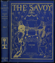|| <em>The Savoy</em>, ___ | London: Leonard Smithers, 1896 | Special Collections AP4 S28