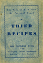 Tried Recipes. The Cookery Book of the Kensington Plunket Sub-Branch