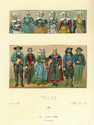 Le Costume Historique: Types Principaux du Vétement et de la Parure
