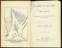 The Ferns and Fern Allies of New Zealand