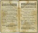 Britannicus: Tragedie