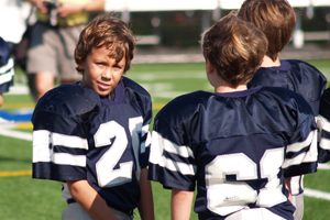 childhood concussion dangers