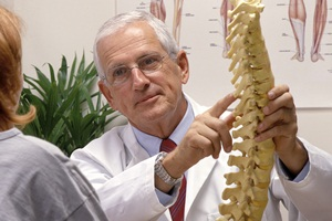 chiropractic for treating degenerative disc disease