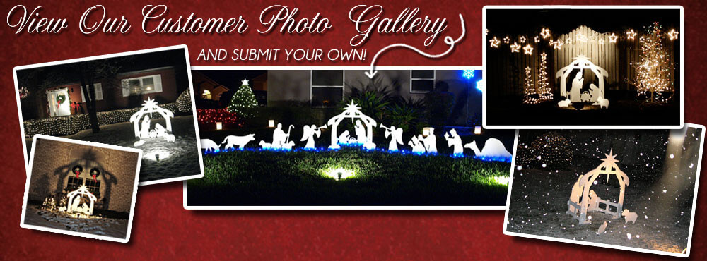 Outdoor Nativity Sets Image Gallery