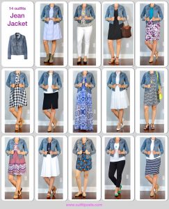 year in review – outfit posts: jean jacket – 14 ways & 23 ways
