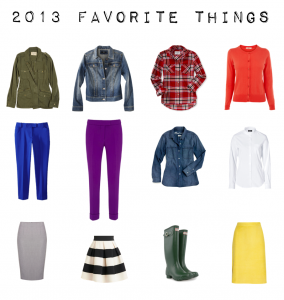 2013 in review – outfit posts: favorite things