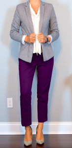 greyblazerpurplepants