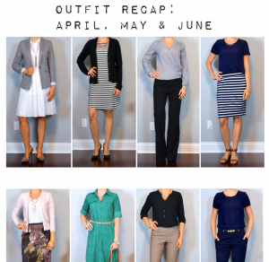 outfit posts: april, may & june outfits
