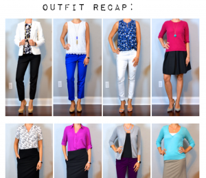 outfit posts: july & september outfits