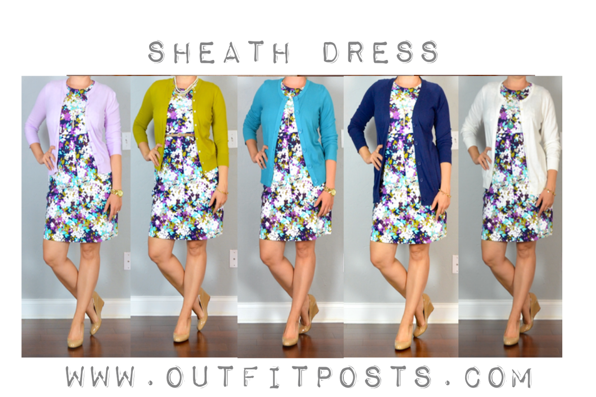 sheathdress