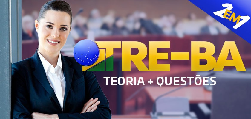 Concurso TRE BA Blog