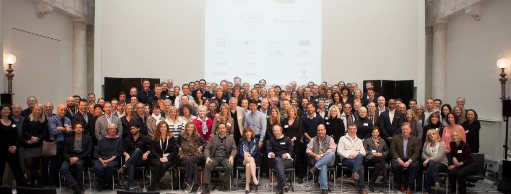 Attendees to the 2013 Leaders of Design Council Conference in Berlin