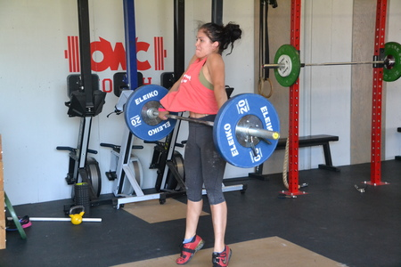 Outside the Snatch and Clean & Jerk