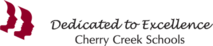 Cherry Creek School District's Company logo