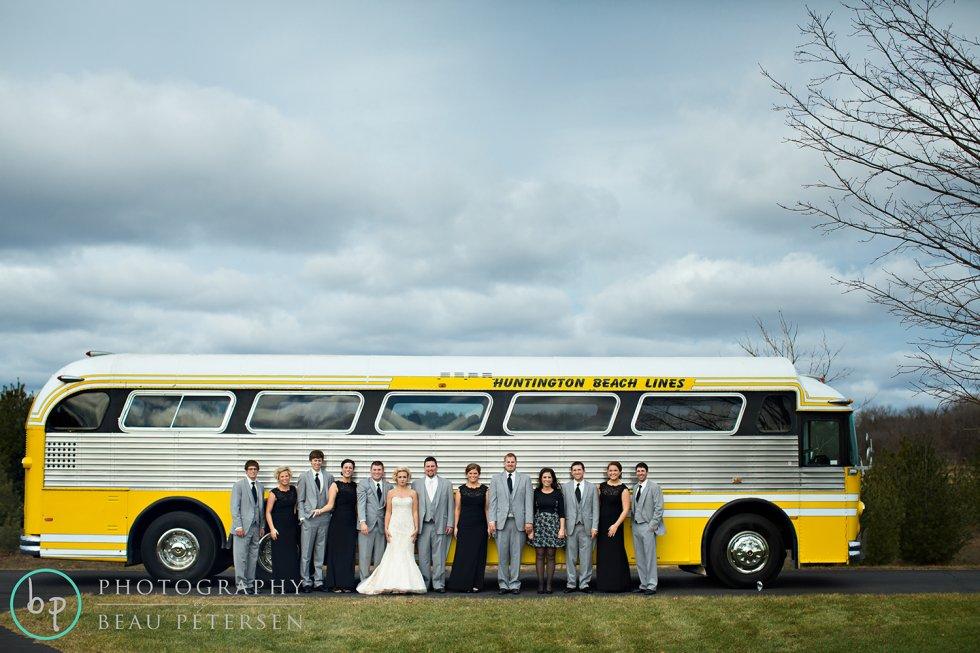Wisconsin chevy dealership wedding for Johnson motor sales new richmond wi