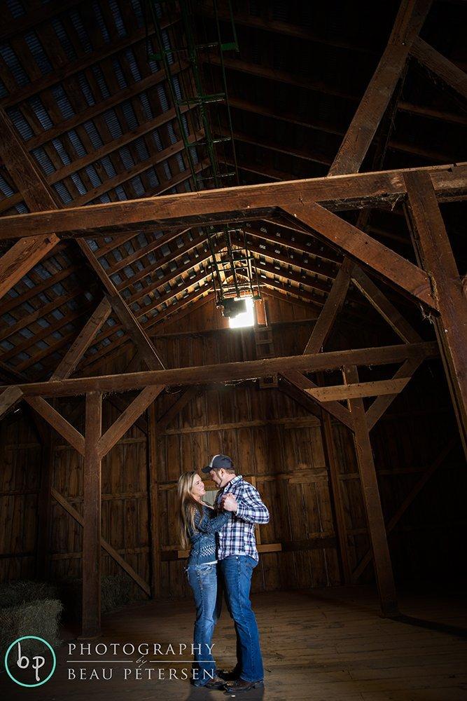 Engagement Photos - Wisconsin Wedding Photographer