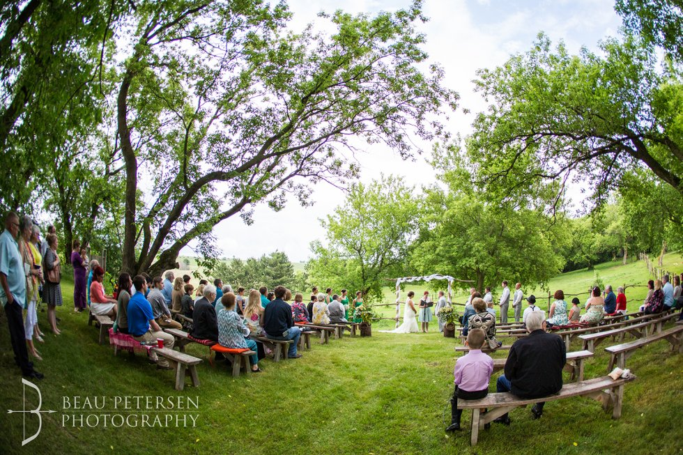 Blue Horse Farm Wedding