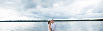 Wisconsin Lakeside Wedding