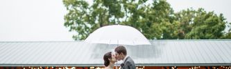 Maple Ridge Farm Wedding Trailer