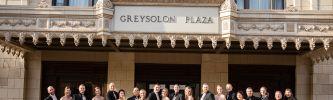 Greysolon Ballroom Duluth Minnesota