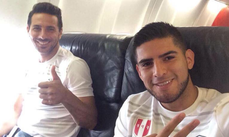 Perú vs. Colombia: la emoción de los seleccionados rumbo a Barranquilla