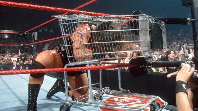 WWE: las 10 fotos más impactantes de la Era Attitude
