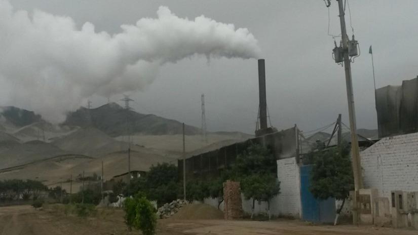 Según la pobladora, el municipio de Chilca tiene conocimiento de esta situación sin embargo, no ha tomado cartas en el asunto.