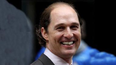 Matthew McConaughey luce irreconocible en su nueva película