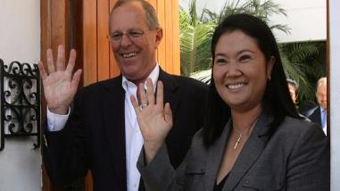 Keiko Fujimori y PPK viajan a México para participar de conferencias