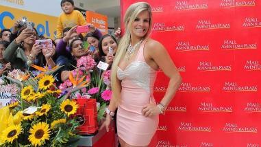 Alejandra Baigorria: asaltan tienda de la modelo en Chorrillos
